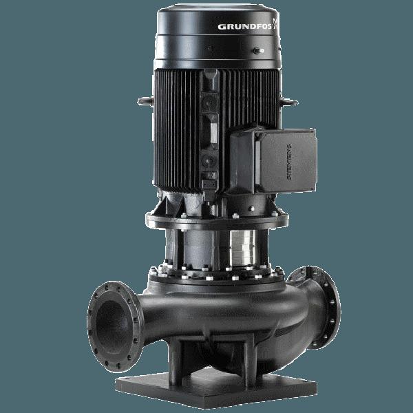 Изображение насоса Grundfos TP 80-90/4 A-F-A-BQQE артикул: 96108602