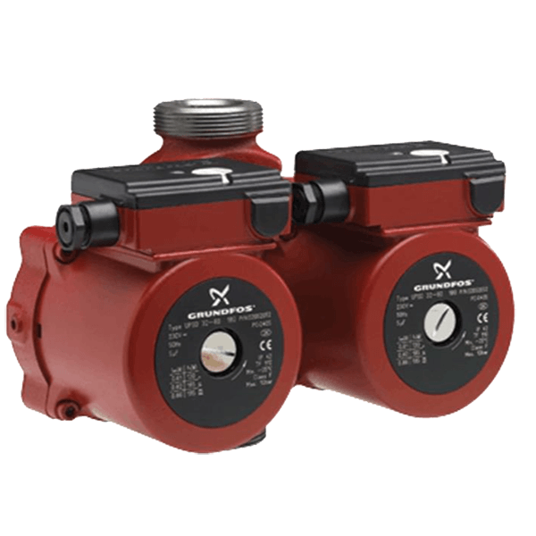Циркуляционный насос с мокрым ротором Grundfos UPSD 40-50 F 250 1x230V 50Hz 12H PN6/10 артикул: 95906423