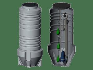 Канализационные насосные станции