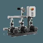 Насосные установки повышения давления Grundfos Hydro Multi-S CM