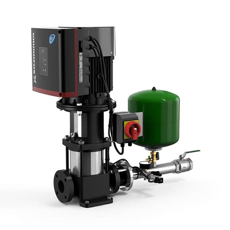 Установки повышения давления Grundfos Hydro Solo