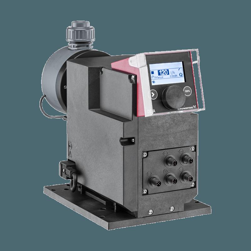 Дозировочный насос Grundfos DDA 7.5-16 FCM-PVC/E/C-F-31U2U2FG, артикул: 97722014