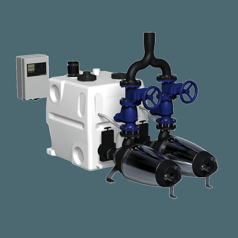 Канализационные насосные установки Grundfos Multilift