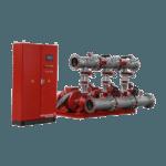 Насосные установки пожаротушения Grundfos Hydro MX NB