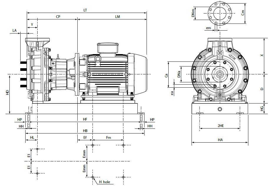 ARGAL ZMS Saturn