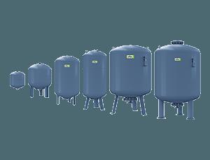 Подбор мембранного бака для системы водоснабжения