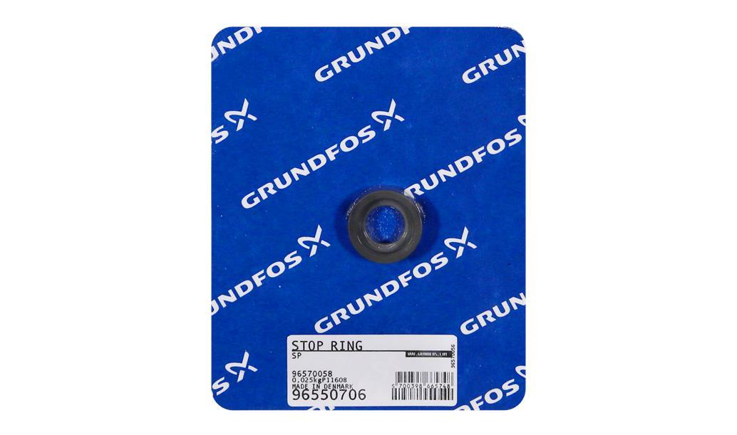 Стопорное кольцо Grundfos Stop ring SP /spare, артикул: 96550706