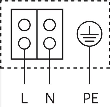 Схема подключений насоса Wilo YONOS PICO 25/1-8 артикул: 4215517((4164019))