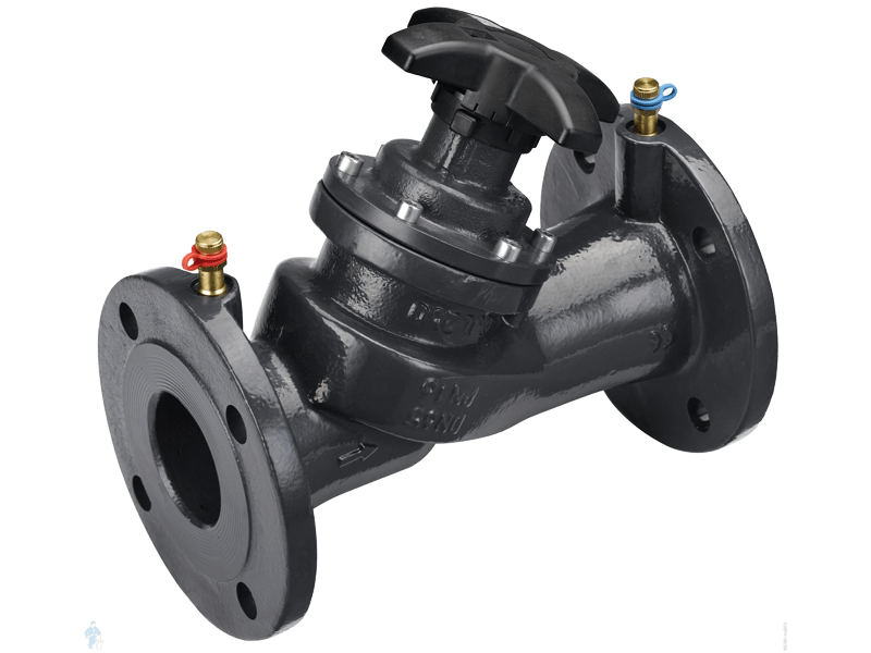 Ручные балансировочные клапаны Danfoss