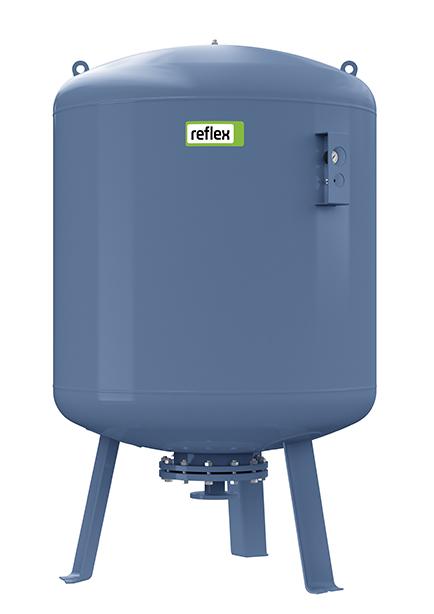 Reflex Мембранный бак Refix DE 2000 л 10 бар - Артикул: 7311705 артикул: 7311705